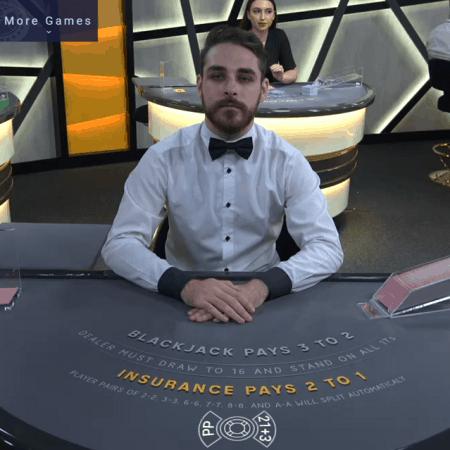 De top 10 populairste blackjackproviders