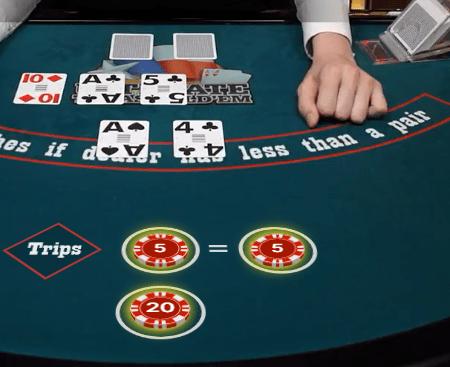 Texas Hold'em spelen in online casino's