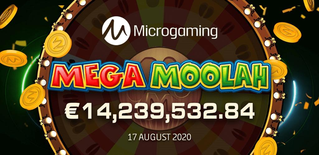 Mega Moolah Winst